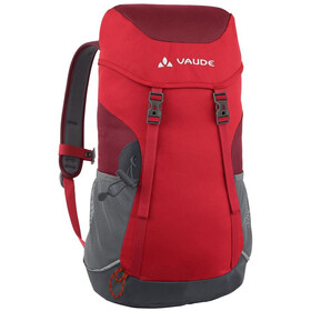 VAUDE Puck 14 Backpack Kids salsa/red